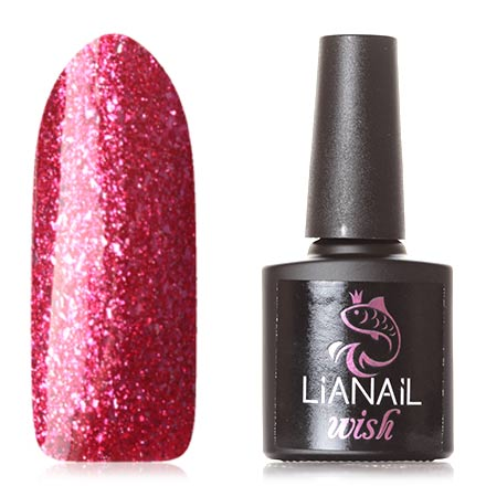 Lianail, Гель-лак Wish Rose Shine №011