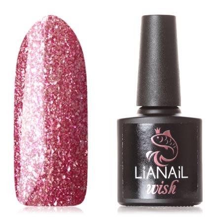 Гель-лак Lianail Wish Pink Shine №012