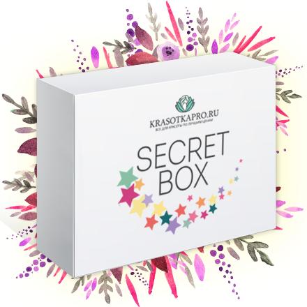 Secret Box, Август 2017