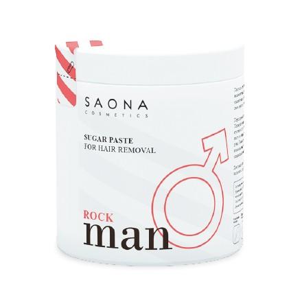 Saona Cosmetics, Сахарная паста Rock, плотная, 1000 г