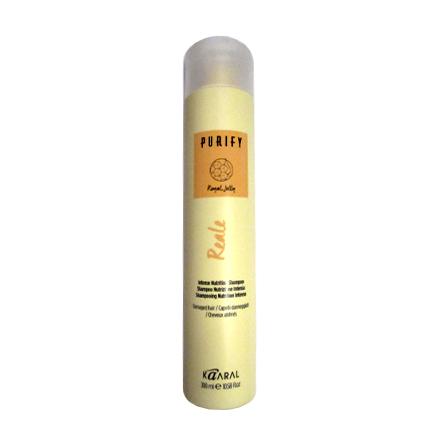 Kaaral, Шампунь Reale Intense Nutrition Purify для поврежденных волос, 300 мл