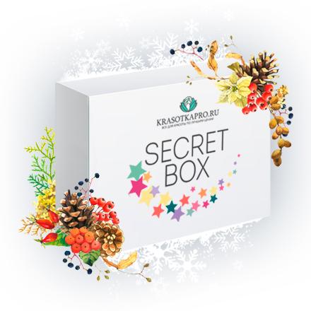 Secret Box, Ноябрь 2017