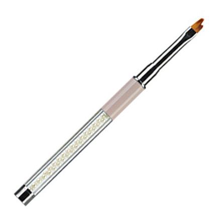 IRISK, Кисть фигурная «Рельеф», с декоративной ручкой