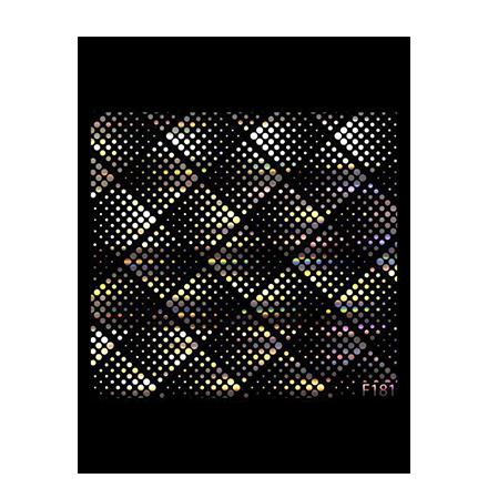 Milv, Слайдер-дизайн F181 №19, голография