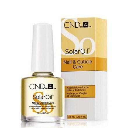 CND, Средство Solar Oil, 7,3 мл