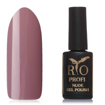 Rio Profi, Гель-лак Nude №11, Винтажная роза