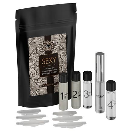 Innovator Cosmetics, Мини-набор для ламинирования ресниц (УЦЕНКА)