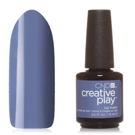 CND, Creative Play Gel №454, Steel the show