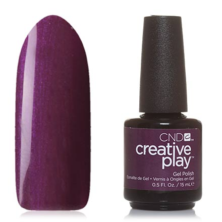 CND, Creative Play Gel №444, Raisin eyebrows