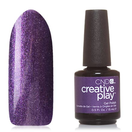CND, Creative Play Gel №455, Miss purplelarity