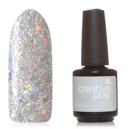 CND, Creative Play Gel №498, Bling toss