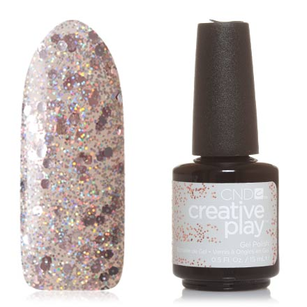 CND, Creative Play Gel №497, Look no hands