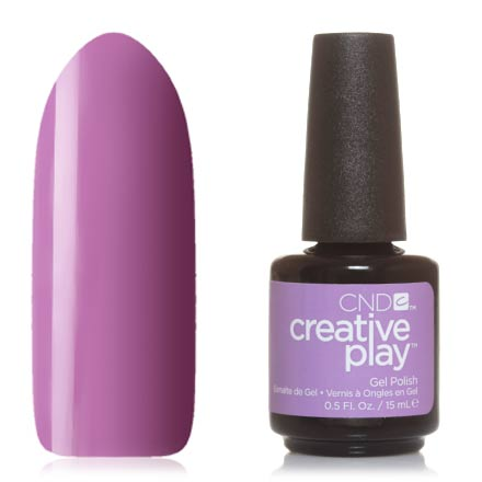 CND, Creative Play Gel №443, A lilacy story