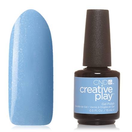 CND, Creative Play Gel №504, Skymazing