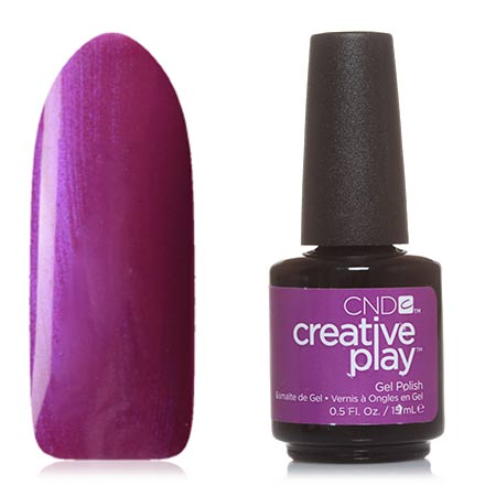 CND, Creative Play Gel №442, Fuchsia is ours