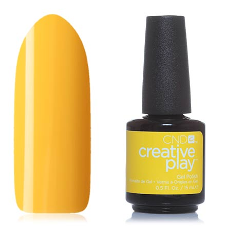 CND, Creative Play Gel №462, Taxi please