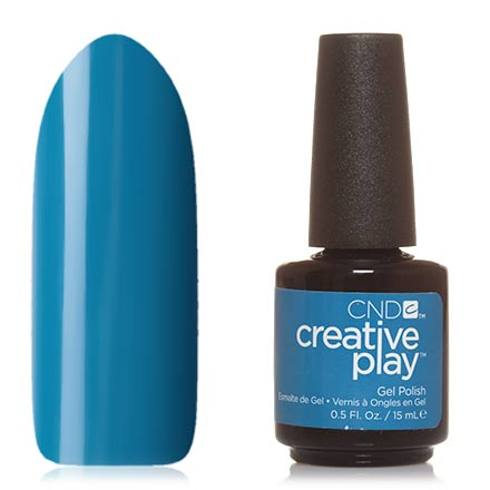 CND, Creative Play Gel №437, Skinny jeans