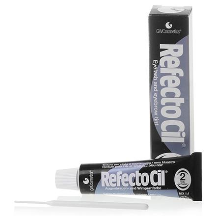 RefectoCil, Краска для бровей сине-черная, 15 мл (УЦЕНКА)