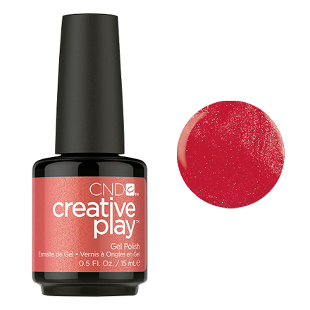 CND, Creative Play Gel №419, Persimmon ality