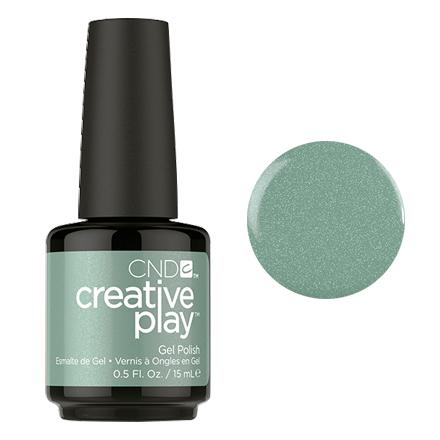 CND, Creative Play Gel №429, My mo mint
