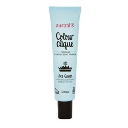 Australis, Праймер Colour clique, Ice queen, 30 мл