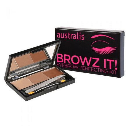 Australis, Набор для бровей Browz it