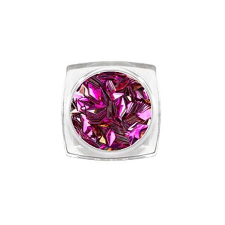 ruNail, 3D-ромбы «Розовый кварц»