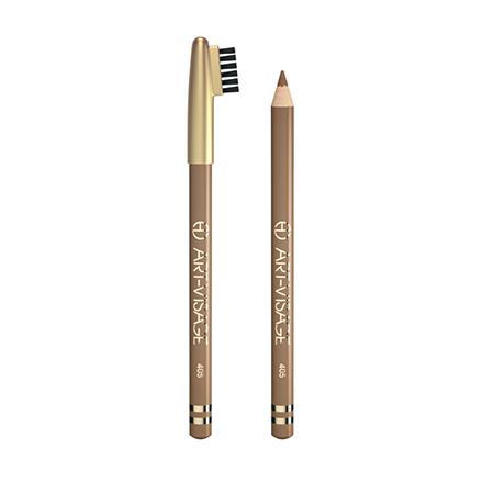 Art-Visage, Карандаш для бровей тон 405, светло-коричневый