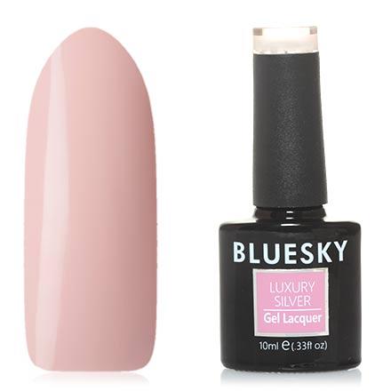 Bluesky, Гель-лак Luxury Silver №011