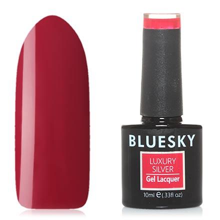 Bluesky, Гель-лак Luxury Silver №127
