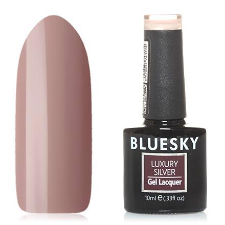 Bluesky, Гель-лак Luxury Silver №167