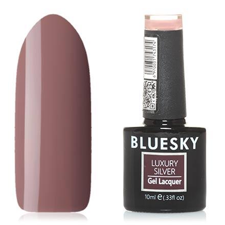 Bluesky, Гель-лак Luxury Silver №168