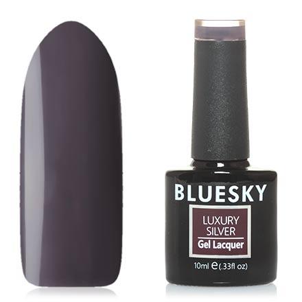 Bluesky, Гель-лак Luxury Silver №173