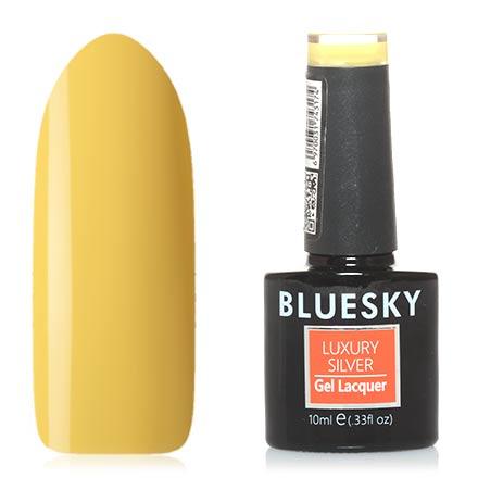 Bluesky, Гель-лак Luxury Silver №242