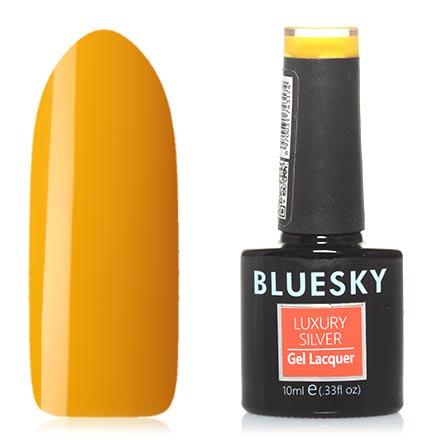 Bluesky, Гель-лак Luxury Silver №246
