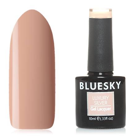 Bluesky, Гель-лак Luxury Silver №278