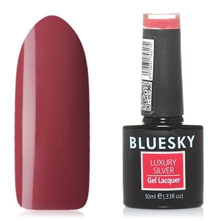 Bluesky, Гель-лак Luxury Silver №126