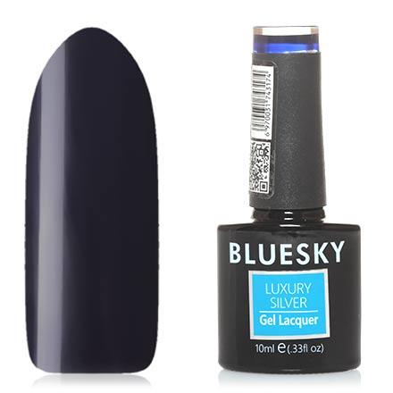 Гель-лак Bluesky Luxury Silver №325