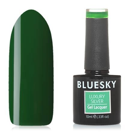 Bluesky, Гель-лак Luxury Silver №363