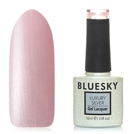 Bluesky, Гель-лак Luxury Silver №396