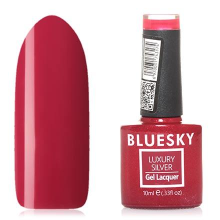 Bluesky, Гель-лак Luxury Silver №564