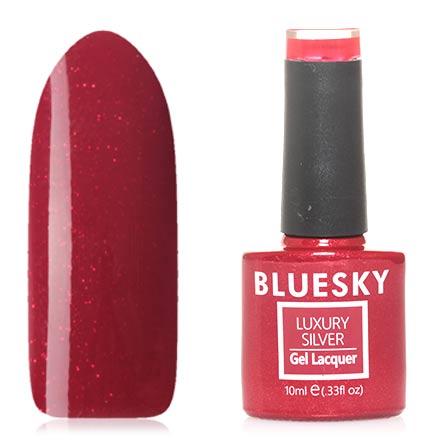Bluesky, Гель-лак Luxury Silver №570