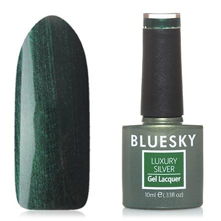 Bluesky, Гель-лак Luxury Silver №641