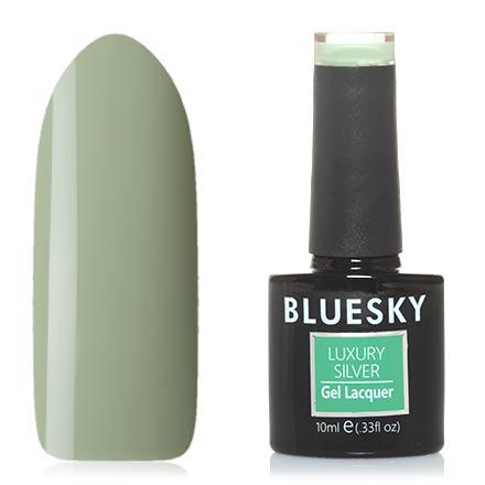 Гель-лак Bluesky Luxury Silver №348