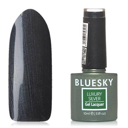 Гель-лак Bluesky Luxury Silver №647
