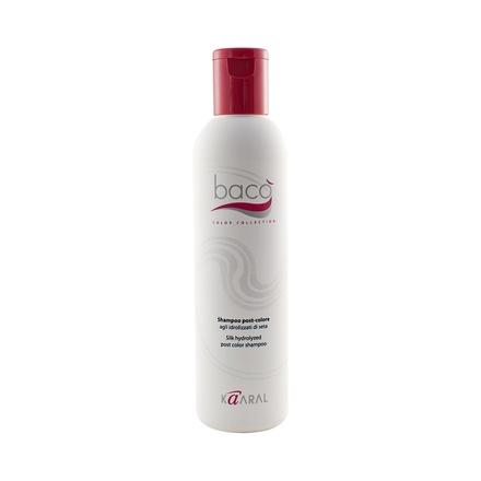 Kaaral, Шампунь Baco Silk hydrolized post color для окрашенных волос, 250 мл