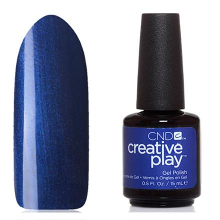 CND, Creative Play Gel №511, Stylish sapphire