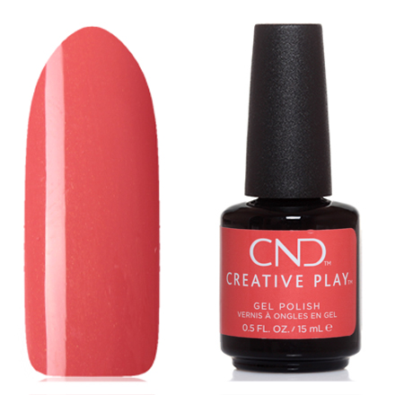 CND, Creative Play Gel №423, Peach of mind