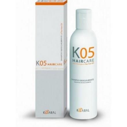 Kaaral, Шампунь Sebum-Balancing K-05 для восстановления баланса секреции сальных желез, 250 мл