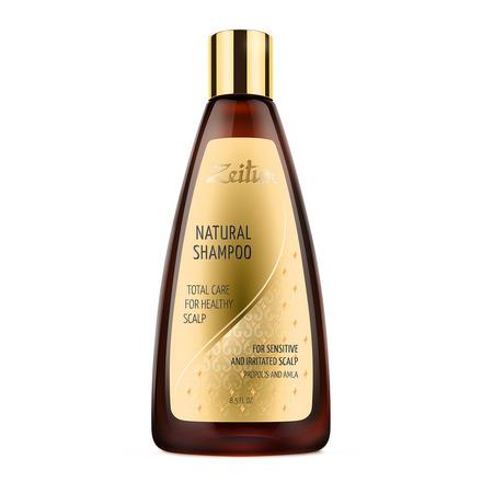 Zeitun, Шампунь для волос «Комплексный уход для здоровья кожи головы», 250 мл